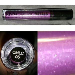 🎉NYX | Cosmic Metals lip cream